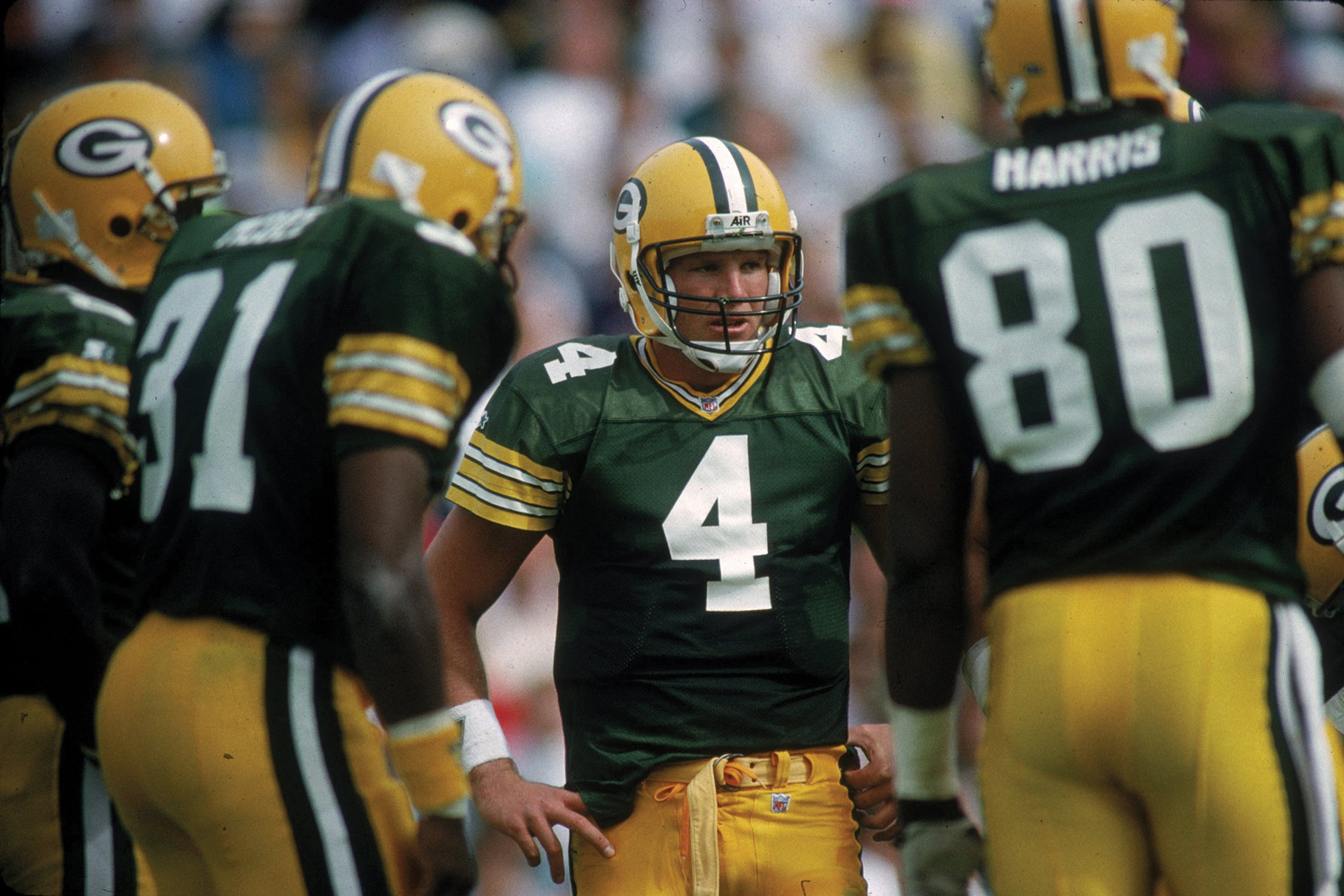 Leaders of the Pack: Starr, Favre, Rodgers and Why Green Bay's Quarterback  Trio is the Best in NFL History: Rob Reischel, Ron Wolf, Brett Favre: ...