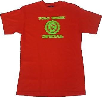 polo horse - Camisetas Manga Corta - para Hombre Rojo M: Amazon.es ...