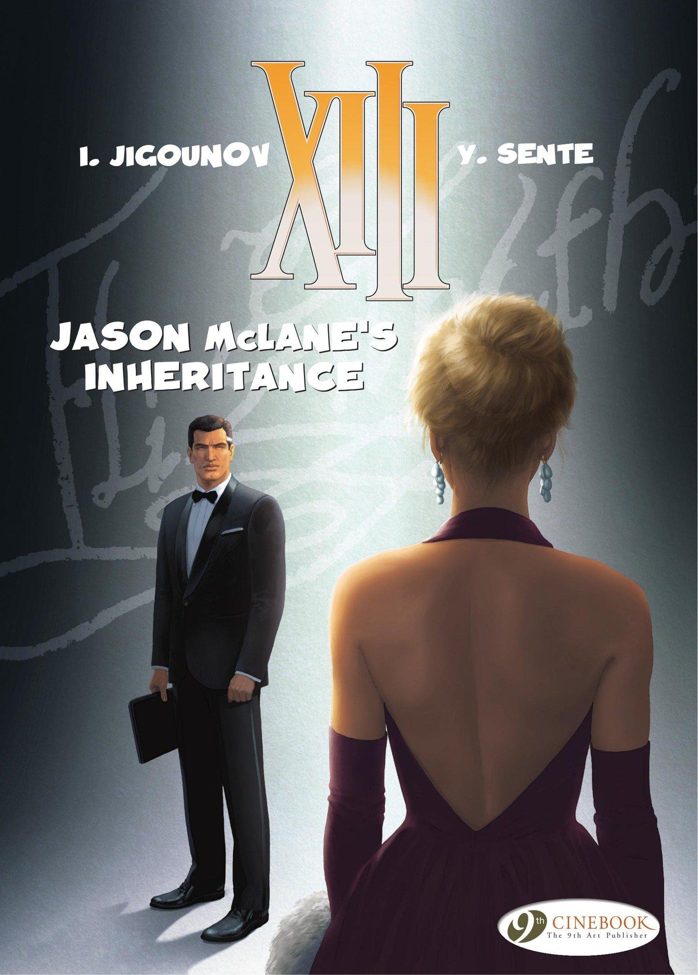 XIII   Volume 23  Jason McLane's Inheritance  English Edition