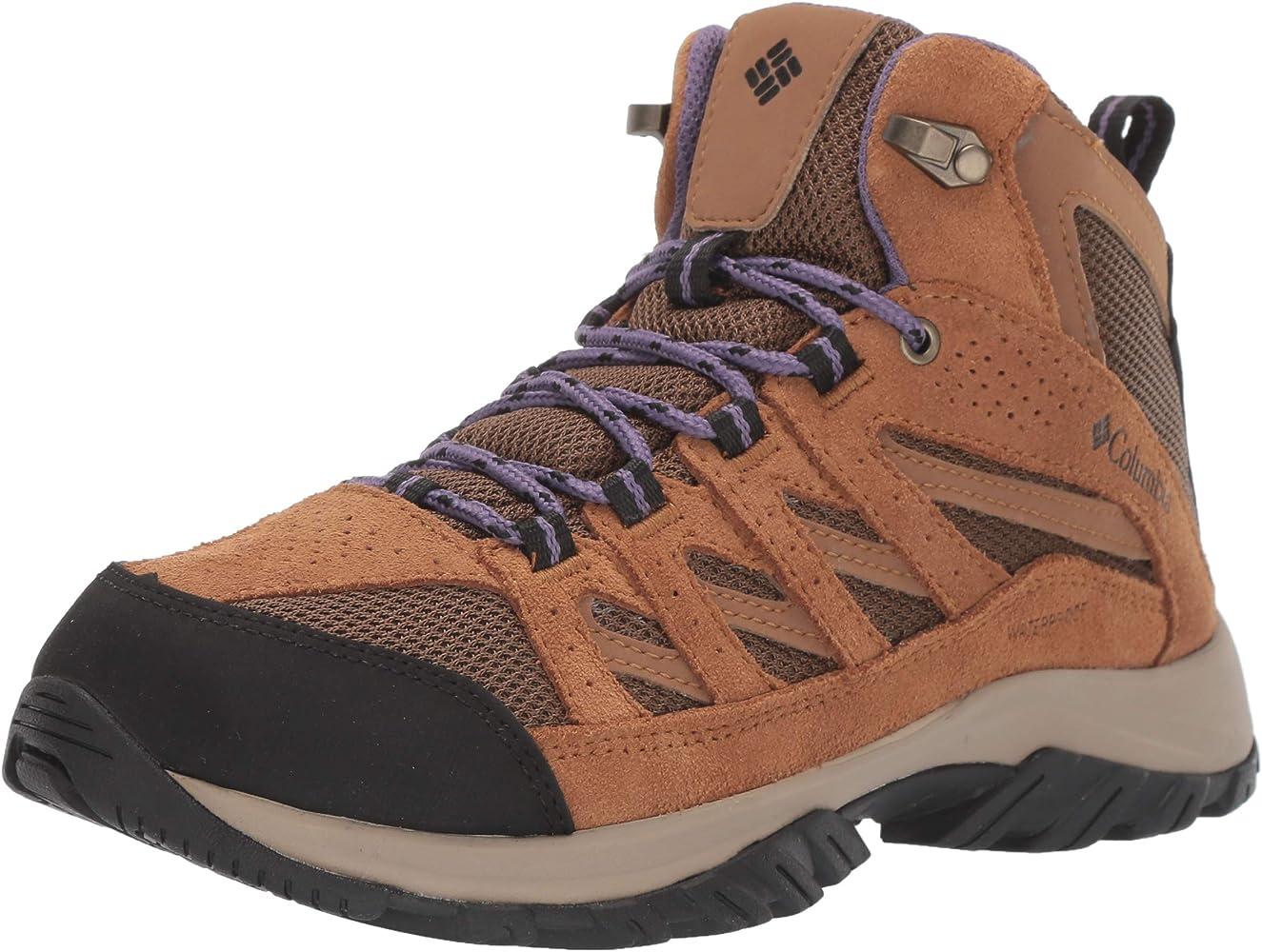 Crestwood Mid Waterproof Hiking Shoe