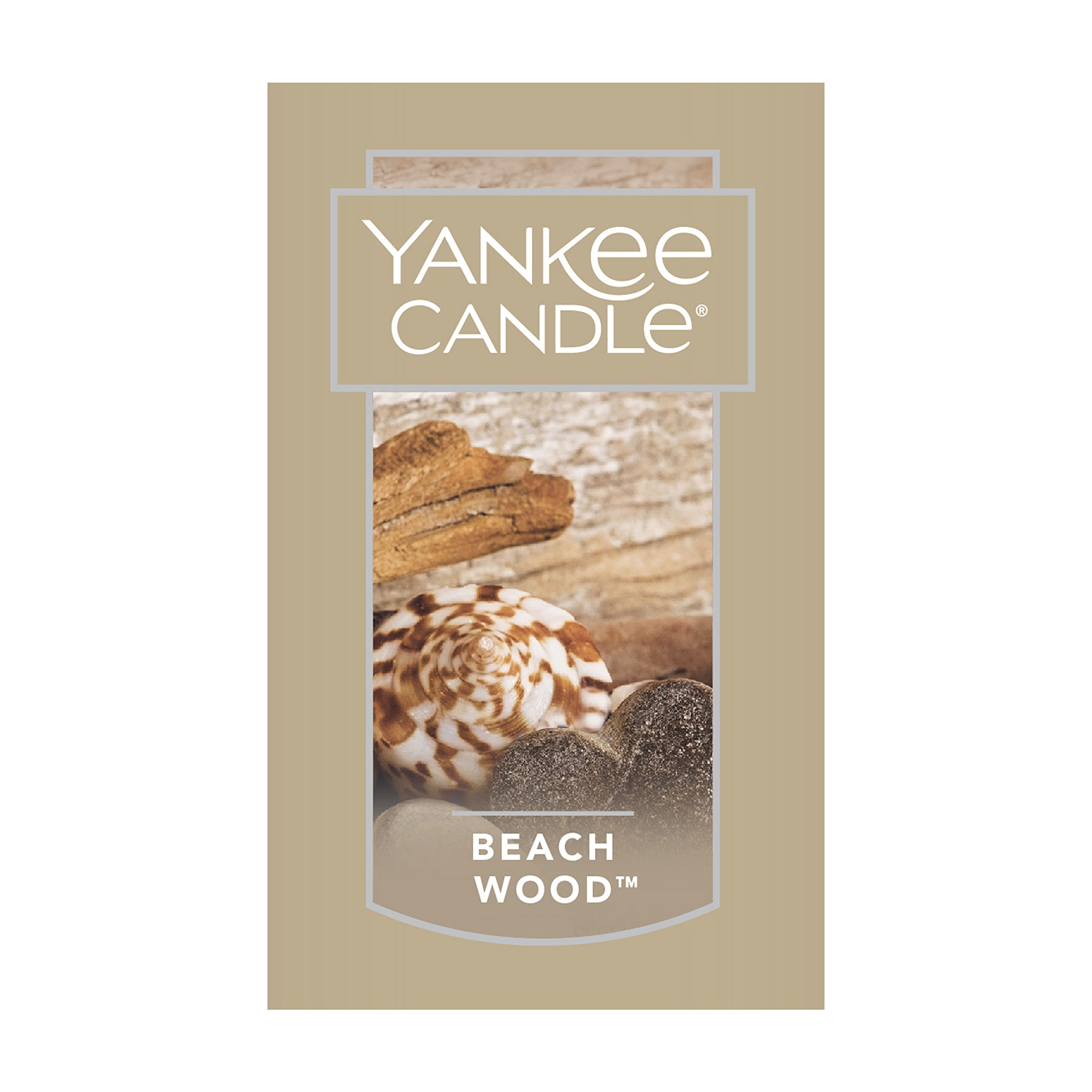 Yankee Candle Large Jar Candle, Beach Wood by Yankee Candle (Image #3)