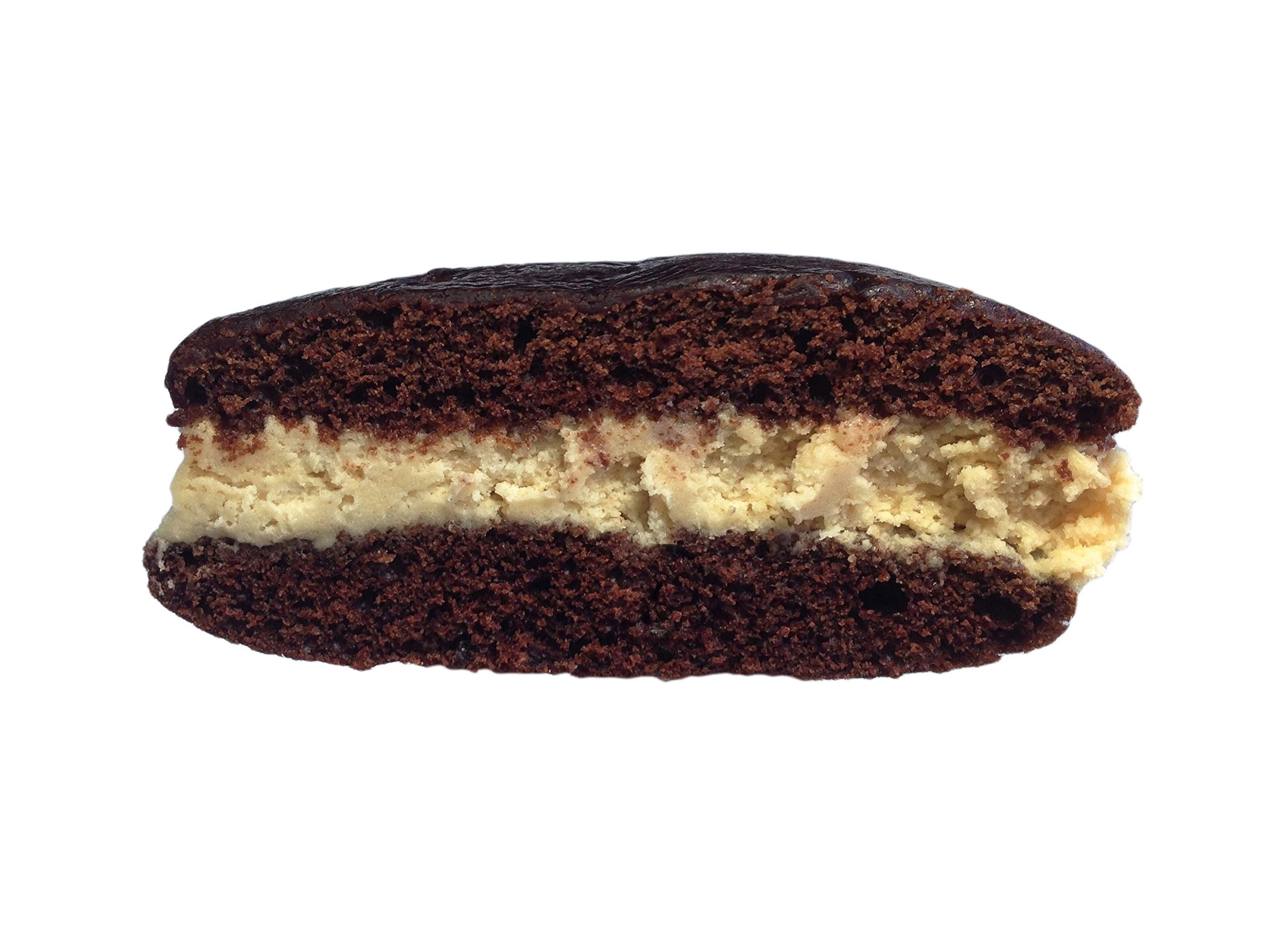 Bird-in-Hand Bake Shop Chocolate Peanut Butter Lover Whoopie Pies, Favorite Amish Food (Pack of 12) by AmishTastes