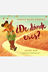 ¿De dónde eres?: Where Are You From? (Spanish edition) Hardcover