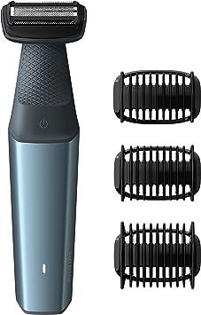 Philips series 3000 - Cortapelos para el cuerpo (hidrófugo, con ...