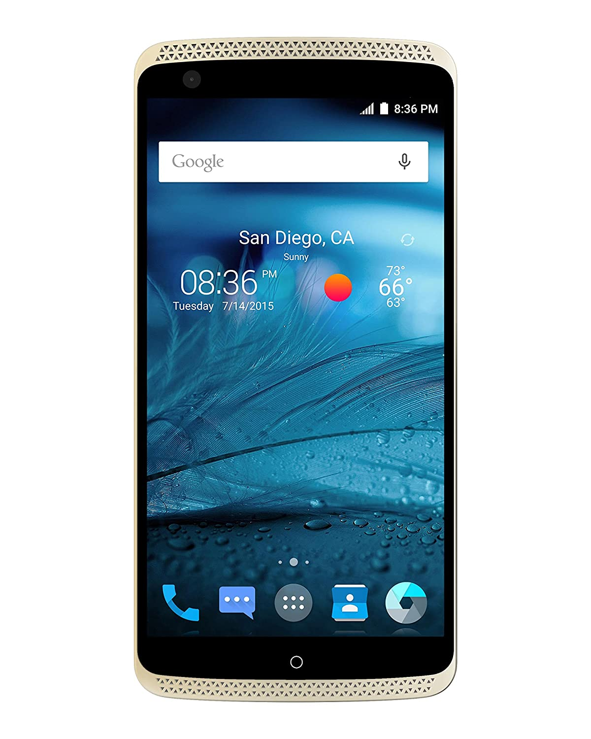 moreState Play zte axon pro uk smartphone was