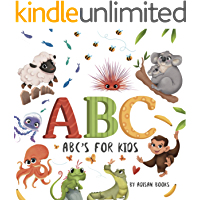 ABC's for Kids: Animal Fun Letters for Babies and Toddlers