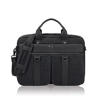 """Review Solo Mercer Briefcase(EXE335) 15.6"""""""