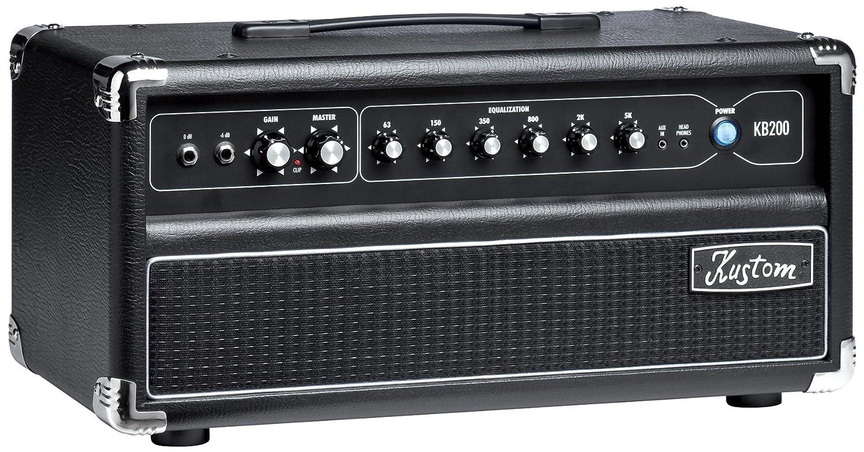 Picture Gifts Kustom kxb200h cabeza de amplificador bajo 200 W: Amazon.es: Instrumentos musicales