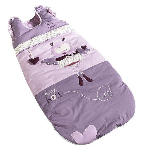 Saco de dormir acolchado (4-24 meses) Mamzelle Bou - Sauthon