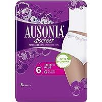Ausonia Discreet, Compresas para pérdidas de orina, plus