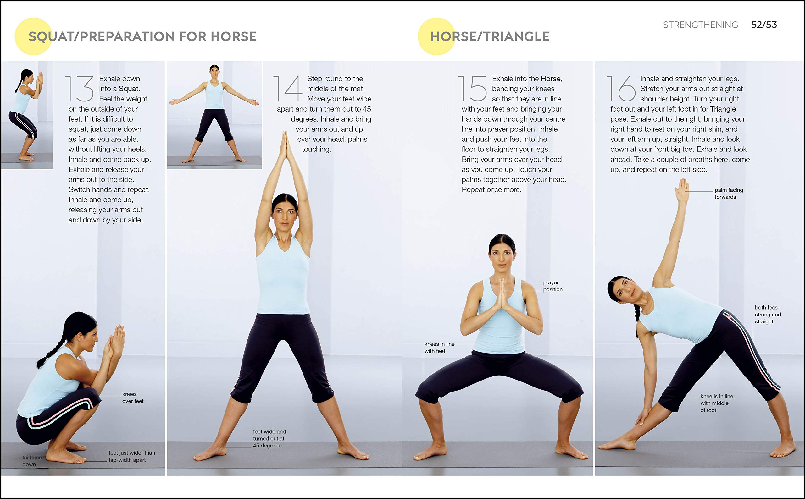 15-Minute Gentle Yoga: Four 15-Minute Workouts for Energy ...
