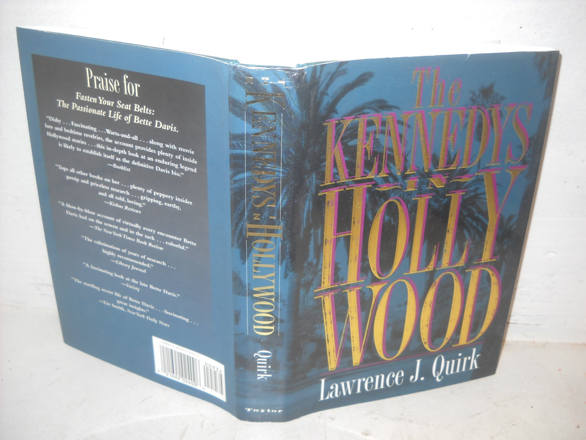 Read Online The Kennedys in Hollywood pdf
