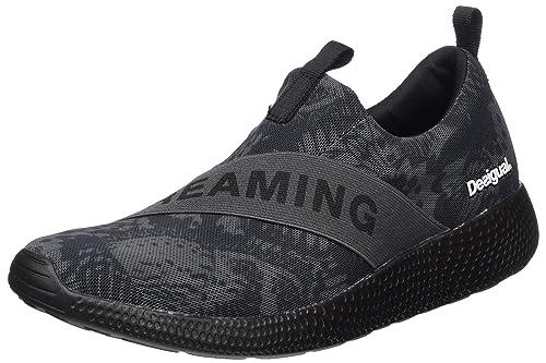 Desigual Metamorph, Zapatillas Deportivas para Interior para Mujer: Amazon.es: Zapatos y complementos