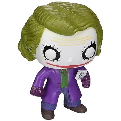Funko POP Batman: Dark Knight Movie The Joker: Funko Pop! Heroes:: Toys & Games