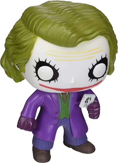 Funko POP Batman: Dark Knight Movie The Joker,Purple