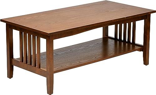 Deal of the week: OSP Home Furnishings Sierra Solid Wood Coffee Table