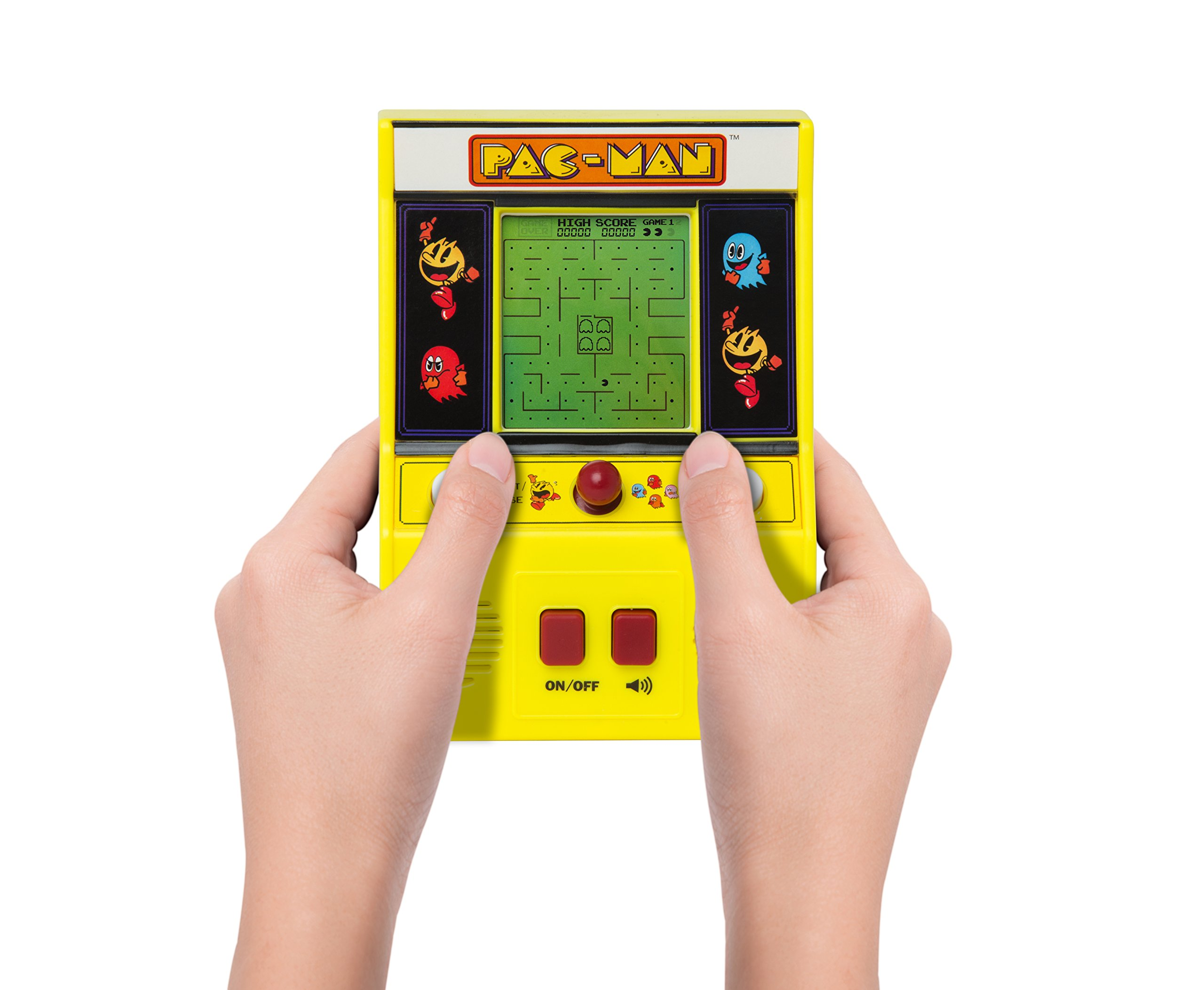 Arcade Classics - Pac-Man Retro Mini Arcade Game by Basic Fun (Image #3)