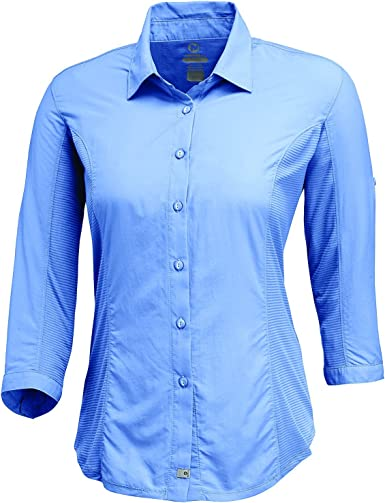Merrell Claire Button Up - Camisa/Camiseta para Mujer, Color ...