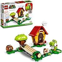 LEGO 71367 Super Mario Set de Expansión: Casa de Mario y Yoshi, Juguete de Construcción para Niños y Niñas a Partir de 6…