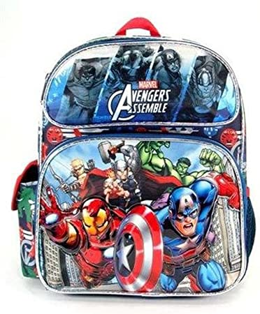 Hulk Thor NWT Avengers Insulated Lunch Box Bag Newest Style Ironman America A
