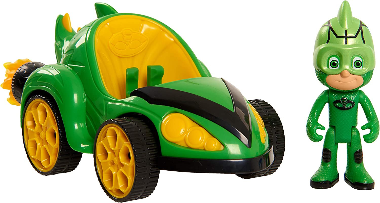 PJ Masks HeroBlast Vehicles- Gekko