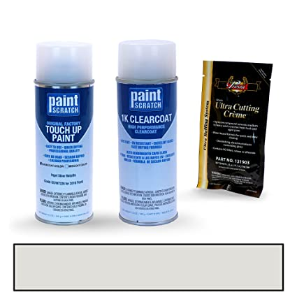 PAINTSCRATCH Ingot Silver Metallic UX/M7226 for 2016 Ford Mustang - Touch Up Paint Spray