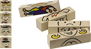 product image for Games to Go, Flip Faces for Kids - Made in USA