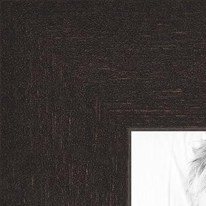 Amazon.com - ArtToFrames 10x10 inch Espresso Walnut Picture Frame ...