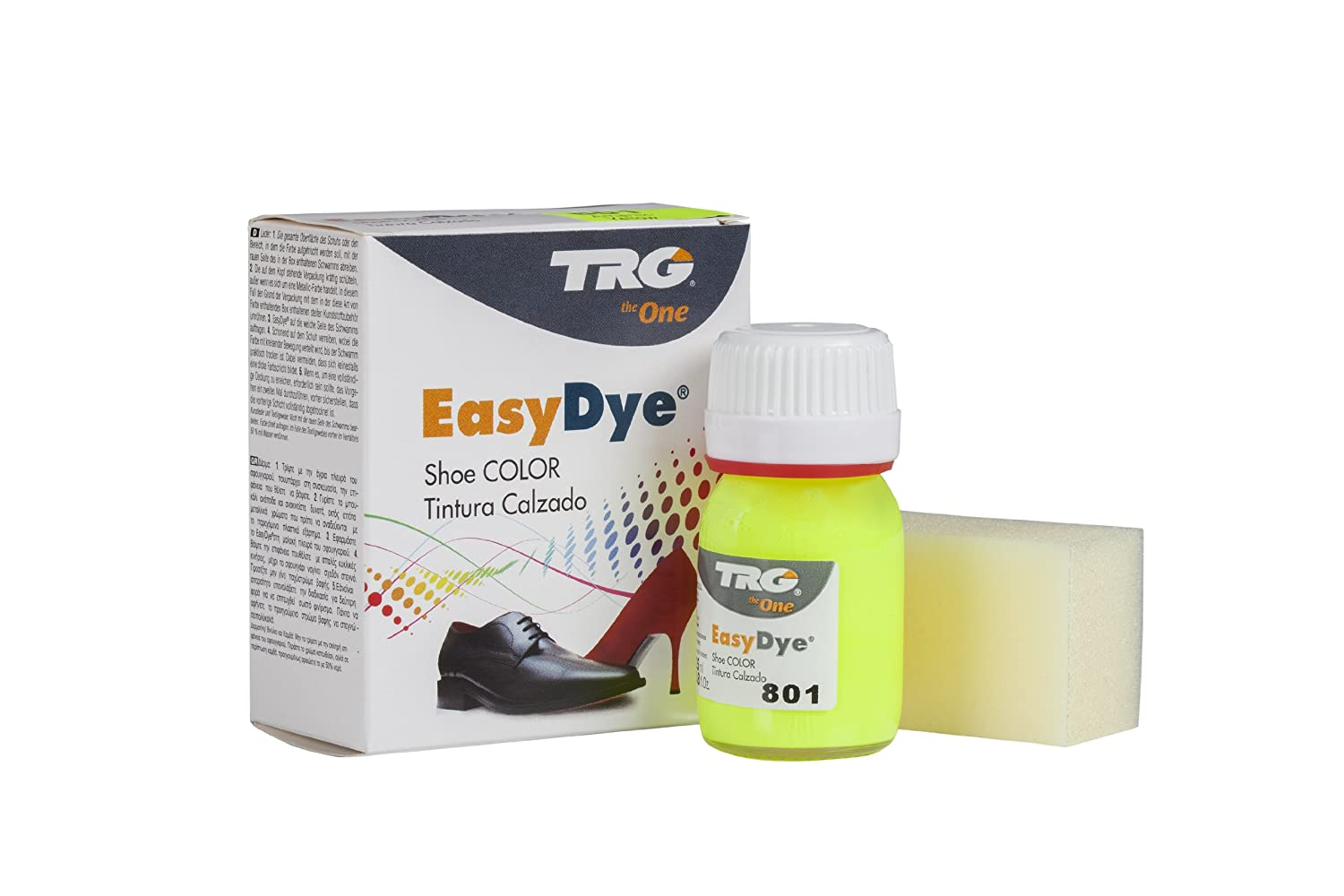 TRG The One Unisex-Adult the One Self Shine Leather Dye Kit Colours & Dyes TRG Thoe One 801