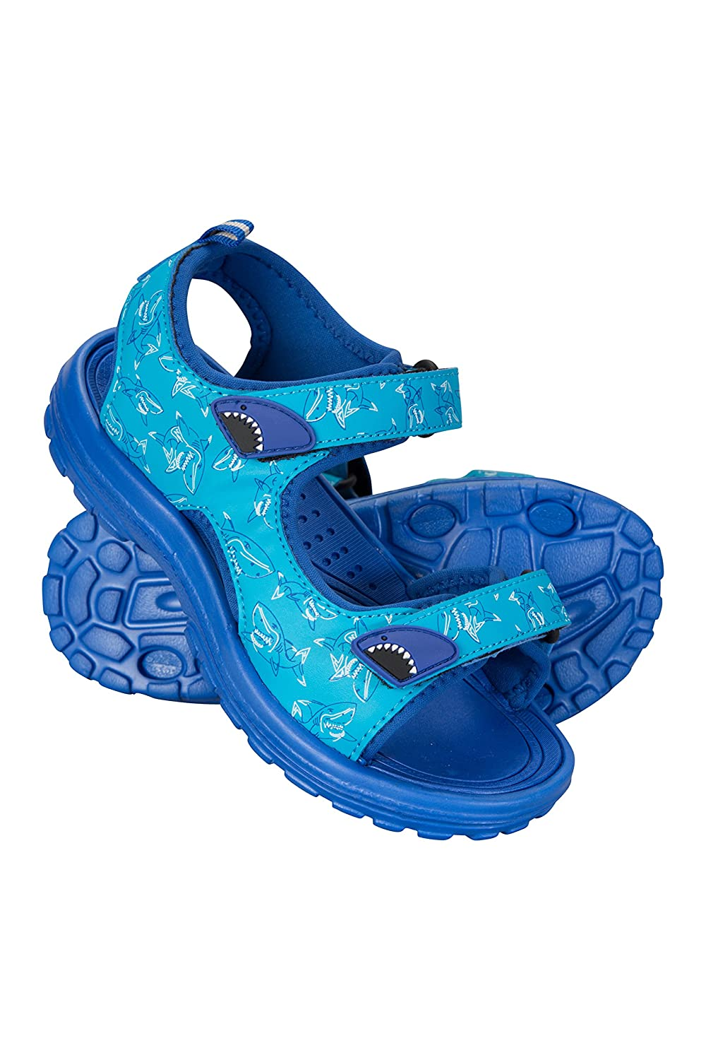 Mountain Warehouse Sand Boys Sandals - Durable Kids Sandal Shoes