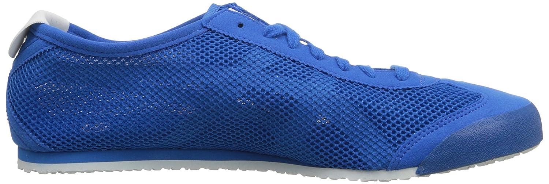 Onitsuka Tiger Mexico 66 Fashion Sneaker B00PUMXKVO 10 8.5 M US Women / 8.5 10 M US Men|Mid Blue/Mid Blue 121c04