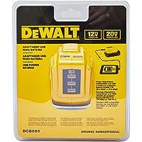 DEWALT Adaptador USB para Bateria Litio-Ion 12/20V MAX* DCB090-B3