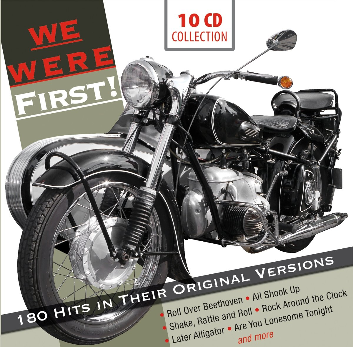 We Were First: 180 Hits in Their Original Versions