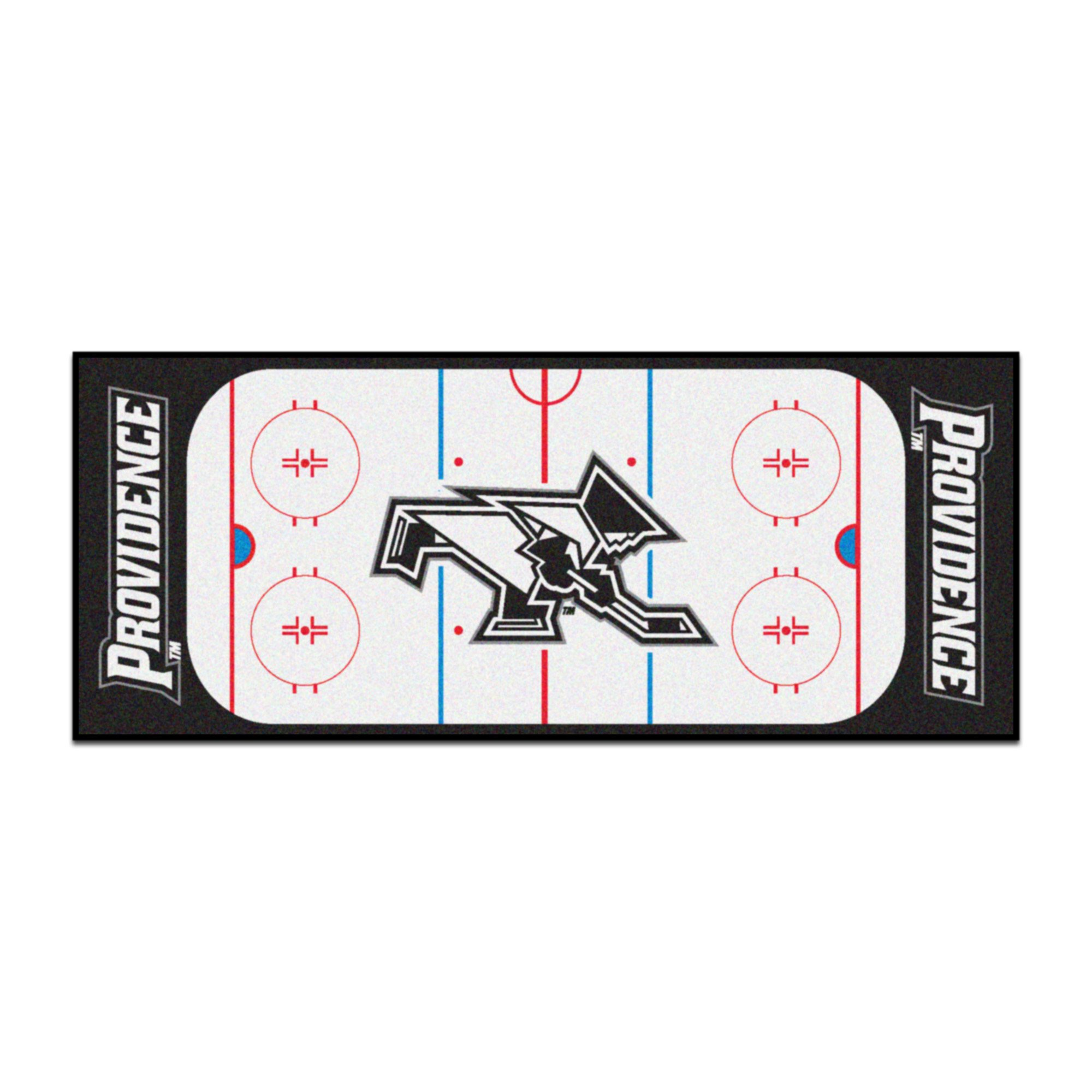 NCAA Providence College Friars Rink Non-Skid Mat Area Rug Runner