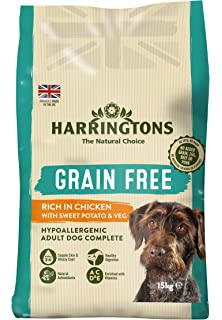 Harrington S Dog Food Complete Lamb And Rice Dry Mix 15 Kg Amazon