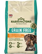 Harringtons Grain Free Hypoallergenic Chicken and Sweet Potato 15 kg
