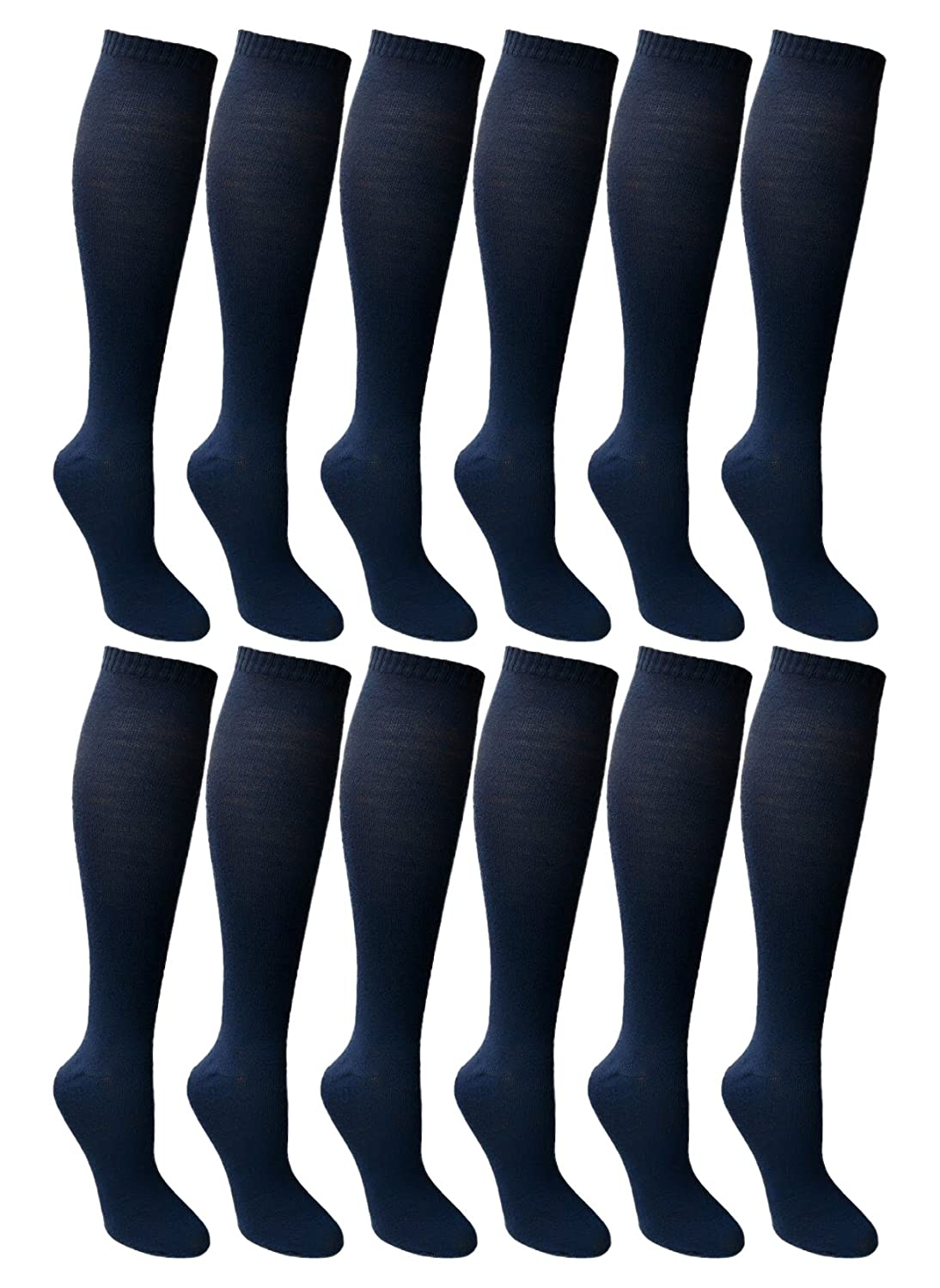 8ba0775d8 GIRLS KNEE HIGH SOCKS  Choose from a variety of solid colored knee high  socks for girls. For casual wear