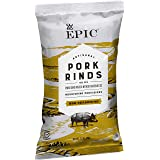 EPIC BBQ Pork Rinds, Keto Friendly, Paleo Friendly, Gluten Free, 2.5oz