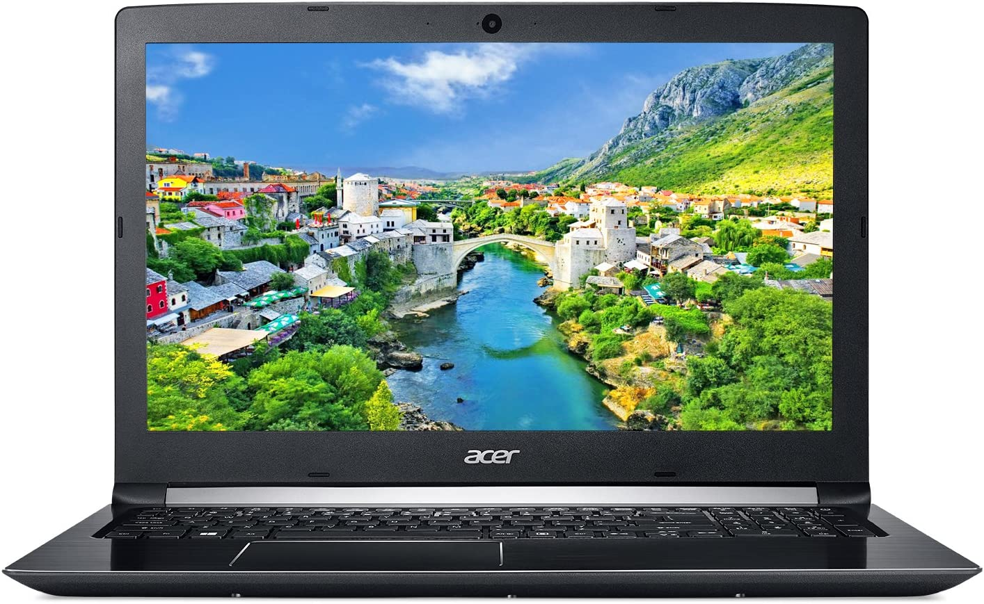"Acer Aspire 5 15.6"" FHD Intel i3-7100U 2.4 GHz 8GB DDR4 1TB HDD Webcam Bluetooth Windows 10"