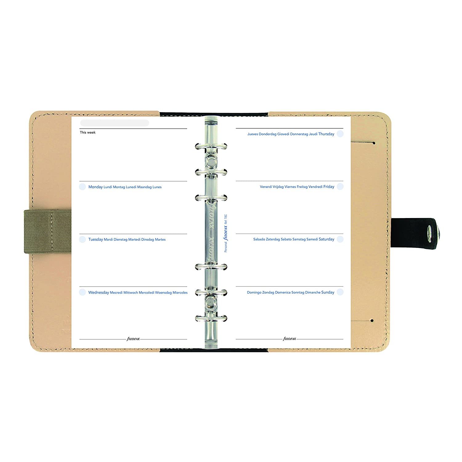 Amazon.com: Filofax The Original - Organizador A5: Office ...