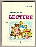 L'enfant et la lecture, CP et CE1