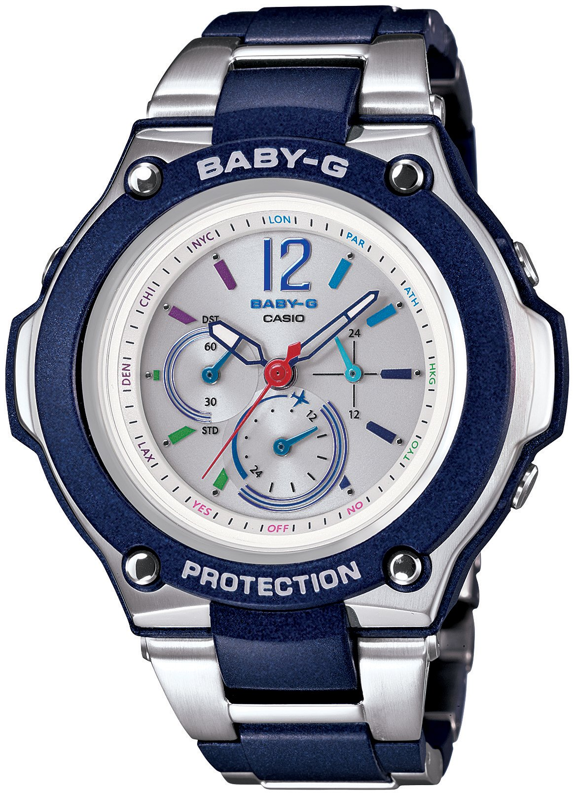 CASIO Baby-G Tripper Solar Multiband 6 BGA-1400C-2BJF Lady's by Casio