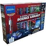 Encyclopedia Britannica 6-Book Interactive Science Library