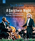 Seiji Ozawa Conducts a Gershwin Night [Blu-ray]