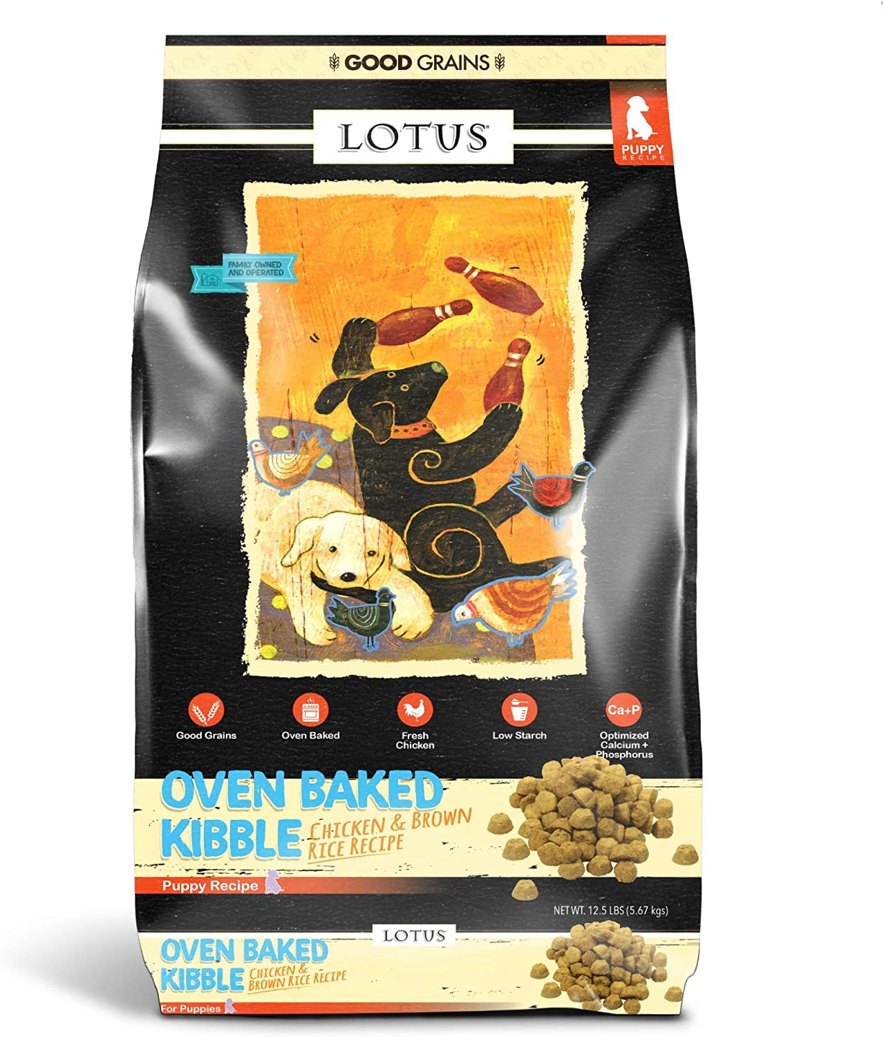 Lotus Dry Puppy Food