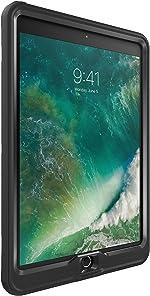 LifeProof NÜÜD Series Waterproof Case for iPad Pro (10.5