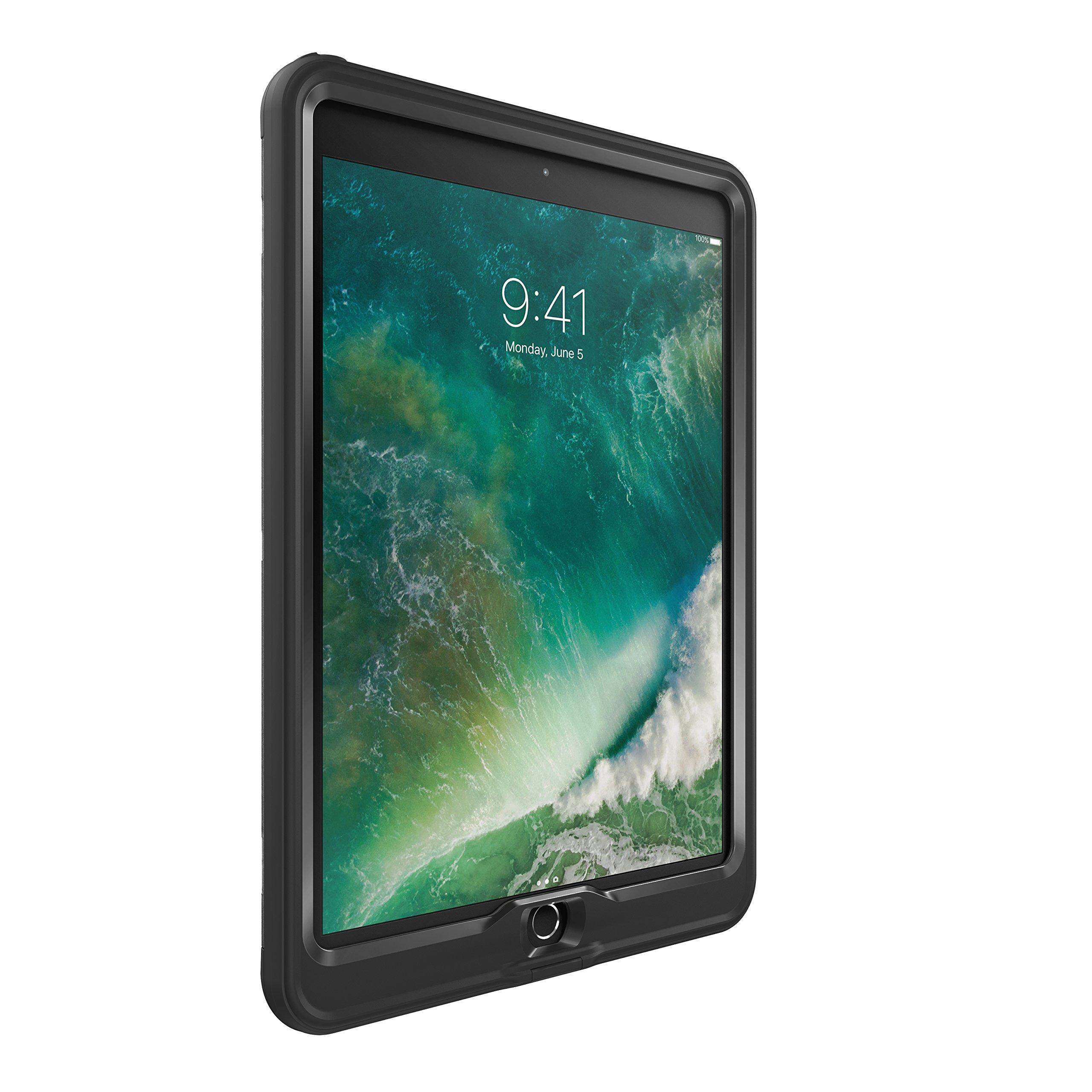 LifeProof NÜÜD SERIES Waterproof Case for iPad Pro (10.5'' - 2017 version) - Retail Packaging - BLACK