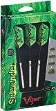 Viper Sidewinder 80% Tungsten Soft Tip Darts, Fine