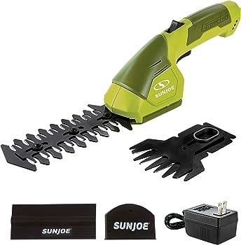 Sun Joe 2-in-1 Handheld 1250-RPM Cordless Grass Shear