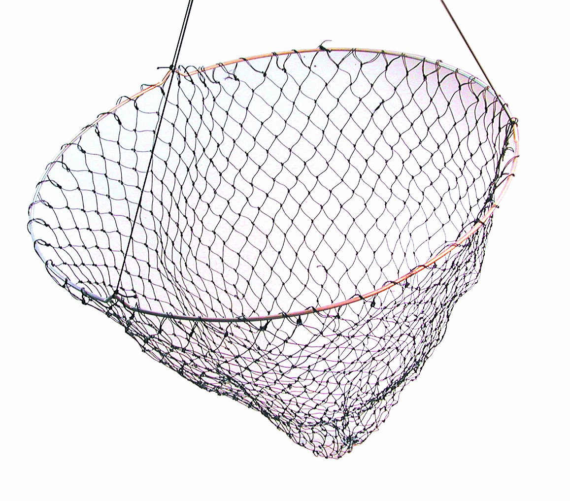 Frabill bridge pier net 36 inch 0082271210029 buy new for Hoop net fishing